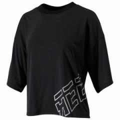 リーボック(スポーツオーソリティ)(reebok)/レディースアパレル ヨガ エコピュアクロップドTシャツ