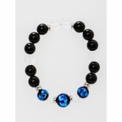 チャイハネ(CAYHANE)/【チャイハネ】ほたる玉 数珠メンズブレスレット