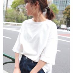 ロペピクニック(ROPE' PICNIC)/【WEB限定】ベーシックビックTシャツ