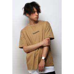 ヴァンスエクスチェンジ メンズ(VENCE EXCHANGE)/KANGOLシシュウTシャツ