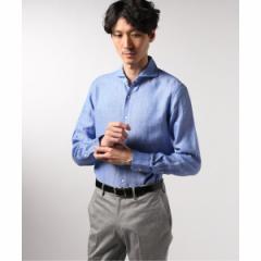 エディフィス(EDIFICE)/メンズシャツ(デラベリネンパナマ カッタウェイ シャツ)