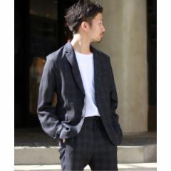 417エディフィス(417 EDIFICE)/メンズジャケット(COOLMAX / クールマックス ピンヘッド ジャケット)
