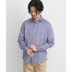 アーバンリサーチ(メンズ)(URBAN RESEARCH)/メンズシャツ(URBAN RESEARCH Tailor エアリーシャンブレーシャツ)