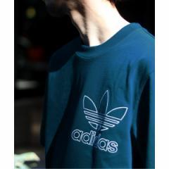 エディフィス(EDIFICE)/メンズTシャツ(adidas / アディダス 販路限定カラー OUTLINE TEE)