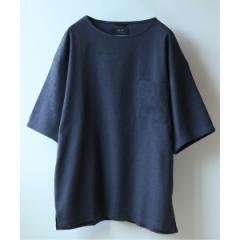 ジャーナルスタンダード レリューム(メンズ)(JOURNAL STANDARD relume)/メンズTシャツ(【Begin掲載】NOTO QUALITY 麻 Tシャツ)
