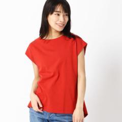 グランドパーク(GRAND PARK)/フレンチスリーブTシャツ