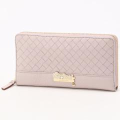 クレイサス(CLATHAS)/メルシー ラウンド長財布(カード収納22ヵ所の大容量でとっても便利!!)