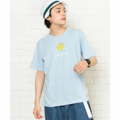 ウィゴー(メンズ)(WEGO)/フルーツモチーフTシャツ
