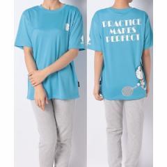 エスエーギア(スポーツオーソリティ)(sa gear)/ラケットスポーツ ドラえもんバドミントンTシャツ