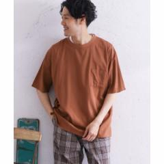 アーバンリサーチ ドアーズ(メンズ)(URBAN RESEARCH DOORS)/メンズTシャツ(ボイルワッシャークルーネックTシャツ)