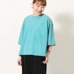 【NEW】コーエン(レディース)(coen)/【先行販売】Sulphur dyes ワイドTシャツ