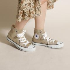 【NEW】アナトリエ(anatelier)/【WEB限定】CONVERSE CANVAS ALL STAR(R)COLORS HI