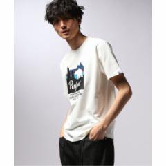 エディフィス(EDIFICE)/メンズTシャツ(PENFIELD / ペンフィールド PF ICON TSHIRTS)