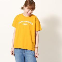 コーエン(レディース)(coen)/サマープリントリラックスTシャツ