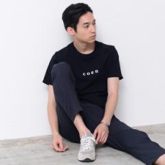 コーエン(メンズ)(coen)/【MENS】coenチビロゴTシャツ