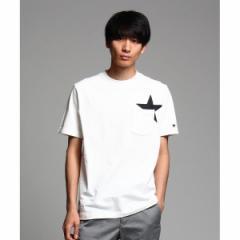 ティーケー タケオキクチ(tk.TAKEO KIKUCHI)/【WEB限定】USAコットン スターポケットTシャツ