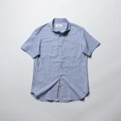 ノーリーズ メンズ(NOLLEY'S)/パラシュートカッタウェイ半袖シャツ