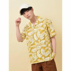 セブンデイズサンデイ(メンズ)(SEVENDAYS SUNDAY)/・リゾート開襟半袖シャツ