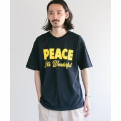 アーバンリサーチ(メンズ)(URBAN RESEARCH)/メンズTシャツ(THE DUCT TAPE YEARS PEACE ITS WONDERFUL)