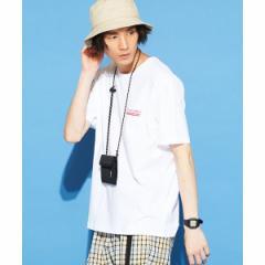 ウィゴー(メンズ)(WEGO)/ストリートモチーフTシャツ