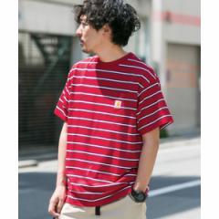 アーバンリサーチ サニーレーベル(メンズ)(URBAN RESEARCH Sonny Label)/メンズTシャツ(carhartt SHORT−SLEEVE HOUSTON POCKET …
