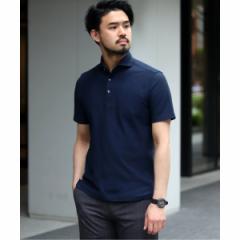 エディフィス(EDIFICE)/メンズTシャツ(COOLMAX カノコ カッタウェイ ポロシャツ)