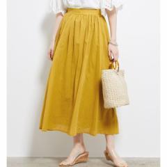 ロペピクニック(ROPE' PICNIC)/【WEB限定】綿ローンロングスカート