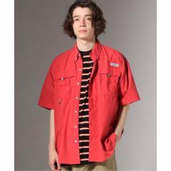 ジャーナルスタンダード(メンズ)(JOURNAL STANDARD MEN'S)/メンズシャツ(COLUMBIA/コロンビア : BAHAMA SHORT SLEEVE SHIRT)