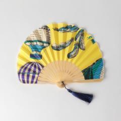 【NEW】エメル リファインズ(EMMEL REFINES)/○manipuri(マニプリ)balloon 扇子
