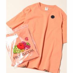 ジャーナルスタンダード レリューム(メンズ)(JOURNAL STANDARD relume)/メンズTシャツ(FRUIT OF THE LOOM×relume / 別注 EMBROID…