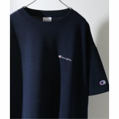 ジャーナルスタンダード レリューム(メンズ)(JOURNAL STANDARD relume)/メンズTシャツ(【19SS】Champion×relume / 別注チャンピ…
