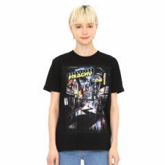 【NEW】グラニフ(graniph)/【ユニセックス】Tシャツ/ポスター(映画「名探偵ピカチュウ」)
