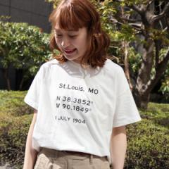 コーエン(レディース)(coen)/プリントTシャツ