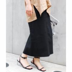 ジャーナルスタンダード(レディース)(JOURNAL STANDARD LADY'S)/レディススカート(メン/アサキャンバスタイトスカート)