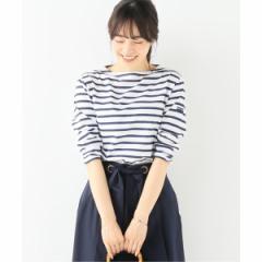 イエナ(IENA)/レディスカットソー(SAINT JAMES モーレ 7分袖)