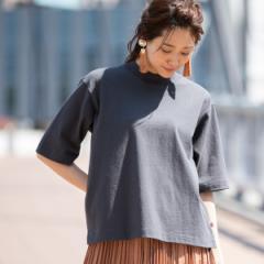 コーエン(レディース)(coen)/USAコットン5分袖Tシャツ