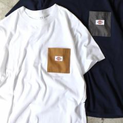 コーエン(メンズ)(coen)/Dickies(ディッキーズ)別注ポケットTシャツ19SS(一部WEB限定カラー)