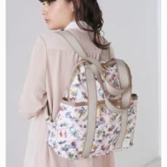 【NEW】レスポートサック(LeSportsac)/DOUBLE TROUBLE BACKPACK/ピーターズ フルーツガーデン
