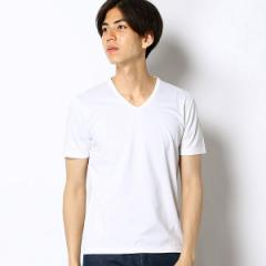 【NEW】メンズメルローズ(MEN'S MELROSE)/カルゼニットTシャツ◆ニューカラー