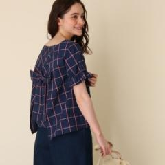 クチュールブローチ(Couture Brooch)/【WEB限定サイズ(S・LL)あり】【洗える】ウィンドウペンチェック シャツ