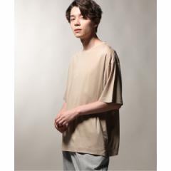 【NEW】ジャーナルスタンダード レリューム(メンズ)(JOURNAL STANDARD relume)/メンズTシャツ(60/−ポンチTEC Tシャツ)