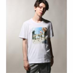 【NEW】ジャーナルスタンダード レリューム(メンズ)(JOURNAL STANDARD relume)/メンズTシャツ(ADIDAS / アディダス  NESTOR TEE)