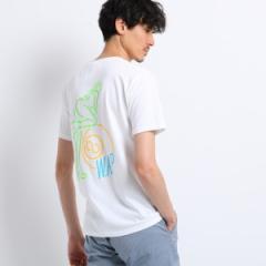 【NEW】タケオキクチ(TAKEO KIKUCHI)/レディー&ビリヤード柄Tシャツ