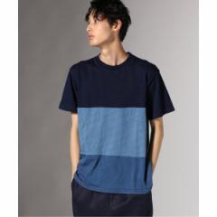 【NEW】J.S.ホームステッド(J.S.Homestead)/メンズTシャツ(VARIOUS インディゴ Tシャツ)