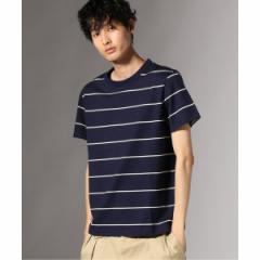 【NEW】ジャーナルスタンダード(メンズ)(JOURNAL STANDARD MEN'S)/メンズTシャツ(Lacoste / ラコステ : ピンボーダーTシャツ)