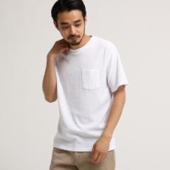 【NEW】ベース ステーション(メンズ)(BASE STATION Mens)/SB 梨地JQD 半袖Tシャツ