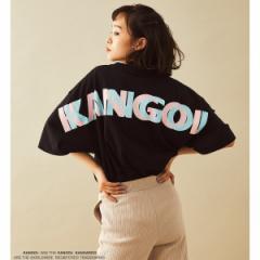 ジュンレッド(JUNRed)/【KANGOL】別注BIG TEE