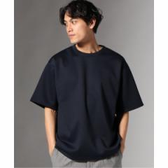 【NEW】ジャーナルスタンダード(メンズ)(JOURNAL STANDARD MEN'S)/メンズTシャツ(コンパクトダンボールクルーネック)