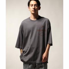 【NEW】ジャーナルスタンダード レリューム(メンズ)(JOURNAL STANDARD relume)/メンズTシャツ(PALMER for relume JAIL BAIT プリ…