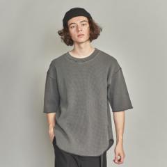 ビューティ&ユース ユナイテッドアローズ(メンズ)(BEAUTY&YOUTH)/BY ピグメントダイ サーマル ワイドフォルム Tシャツ